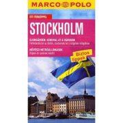Stockholm útikönyv Marco Polo