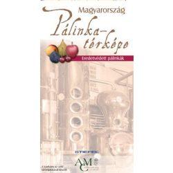 Magyarország pálinka térképe Stiefel 2009