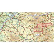 Kelemen havasok térkép Dimap Bt. 2015 1:60 000