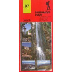 07. Zumberacko fennsík turista térkép 1:25 000  2010