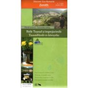 Tusnádfürdő térkép Tusnádfürdő és környéke térkép Zenith 1:20 000