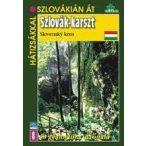 Szlovák Karszt útikönyv Dajama túrakalauz