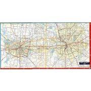 Fort Worth Arlington térkép Rand M