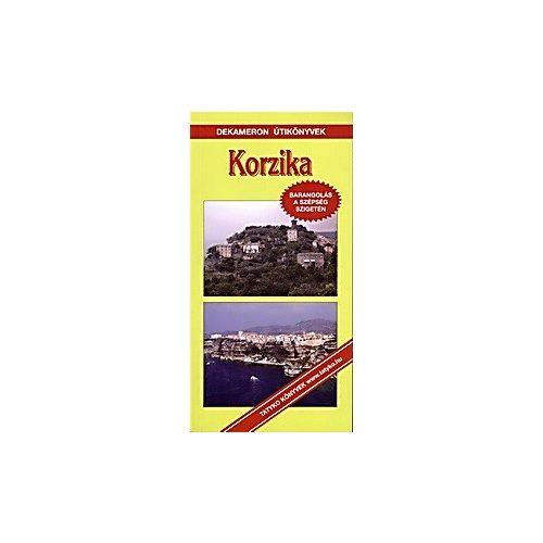 Korzika útikönyv Dekameron kiadó 2011