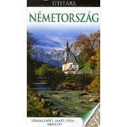 Németország útikönyv Útitárs, Panemex kiadó 2012