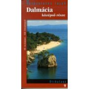 Dalmácia középső része útikönyv Hibernia kiadó, Hibernia Nova Kft. 2006 Közép-Dalmácia útikönyv