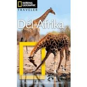 Dél-Afrika útikönyv Traveler Geographia kiadó