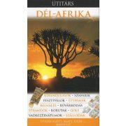 Dél-Afrika útikönyv Útitárs, Panemex kiadó  2007