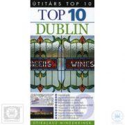 Dublin útikönyv Top 10 Panemex kiadó