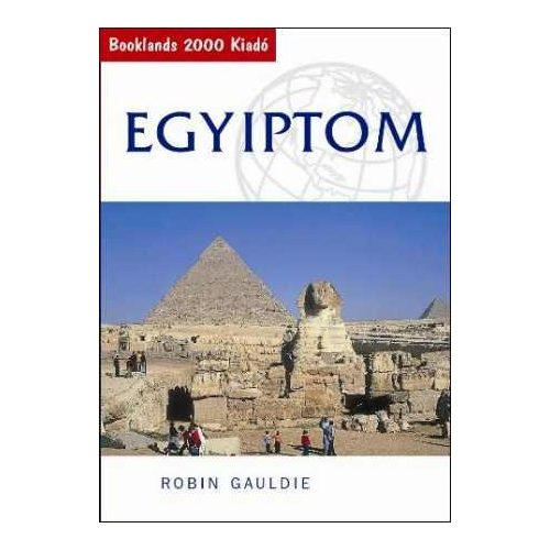 Egyiptom útikönyv Booklands 2000 kiadó