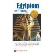 Egyiptom útikönyv Merian kiadó