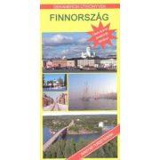 Finnország útikönyv Dekameron kiadó