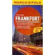 Frankfurt útikönyv Marco Polo