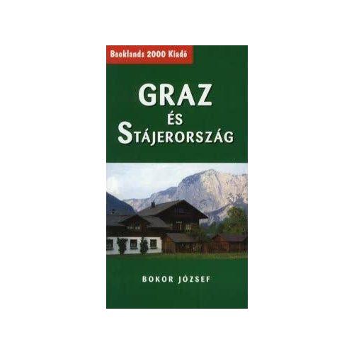 Graz és Stájerország útikönyv Booklands 2000 kiadó