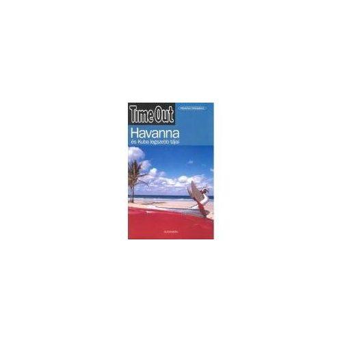 Havanna útikönyv Alexandra kiadó, TimeOut