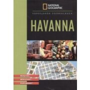 Havanna útikönyv National Geographic