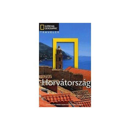 Horvátország útikönyv Traveler Geographia kiadó 2012