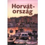 Horvátország útikönyv Park kiadó