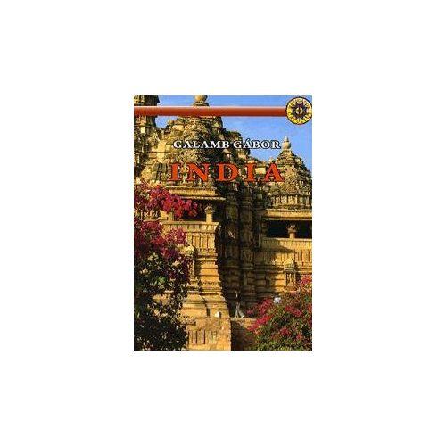 India útikönyv Dekameron kiadó