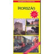 Írország útikönyv Dekameron kiadó