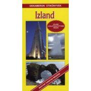Izland útikönyv Dekameron kiadó