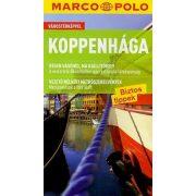 Koppenhága útikönyv Marco Polo