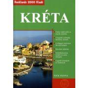 Kréta útikönyv Booklands 2000 kiadó