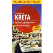 Kréta útikönyv Marco Polo