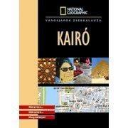 Kairó útikönyv National Geographic