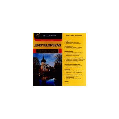 Lengyelország útikönyv Cartographia kiadó