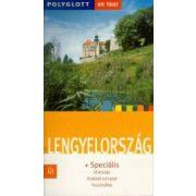 Lengyelország útikönyv Polyglott kiadó