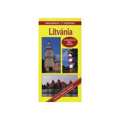 Litvánia útikönyv Dekameron kiadó