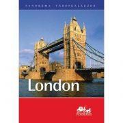 London útikönyv Panoráma