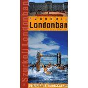 London útikönyv Szurkolj Londonban Hibernia  2012