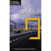 London útikönyv Traveler Geographia kiadó