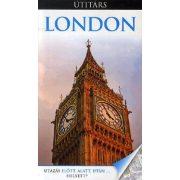 London útikönyv Útitárs, Panemex kiadó 2013