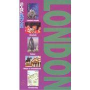 London útikönyv Well-Press kiadó