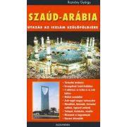 Szaúd Arábia útikönyv Alexandra kiadó