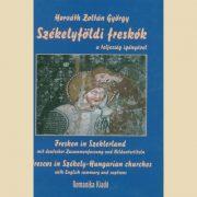 Székelyföldi freskók útikönyv Masszi Kiadó