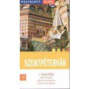 Szentpétervár útikönyv Polyglott kiadó