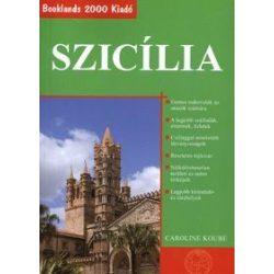 Szicília útikönyv Booklands 2000 kiadó