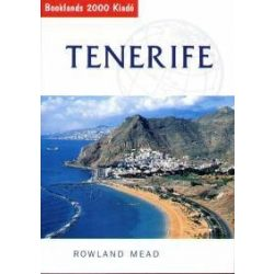Tenerife útikönyv Booklands 2000 kiadó