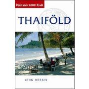 Thaiföld útikönyv Booklands 2000 kiadó