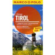 Tirol útikönyv Marco Polo 2012