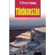 Törökország útikönyv Nyitott Szemmel, Kossuth kiadó