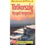 Törökország nyugati tengerpart útikönyv Marco Polo