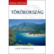 Törökország útikönyv Booklands 2000 kiadó