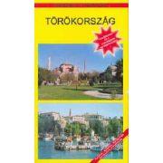 Törökország útikönyv Dekameron kiadó
