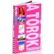 Török tengerpart útikönyv Well-Press kiadó