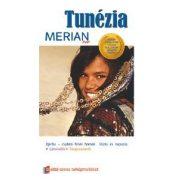 Tunézia útikönyv Merian kiadó